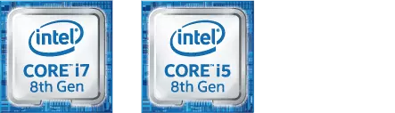 intel core i7 8th Gen intel core i5 8th Gen
