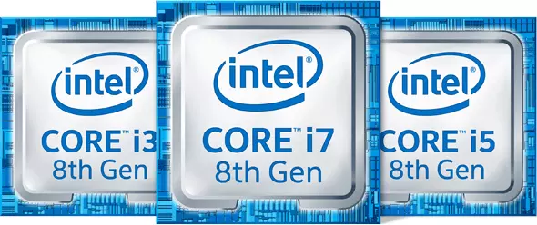 intel CORE i7 8th Gen,intel CORE i5 8th Gen,intel CORE i3 8th Gen