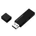エレコム USBメモリ 8GB 型番:MF-MSU2B08GBK