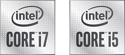 intel CORE i7 10th Gen,intel CORE i5 10th Gen